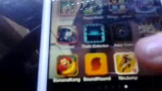 preview picture of video 'Giochi per pod touch'