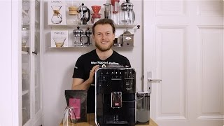 Melitta Caffeo Barista Kaffeevollautomat Testbericht