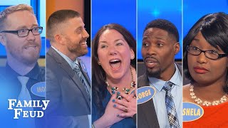 Family Feud's BEST BLOOPERS And EPIC FAILS!!! | Part 2
