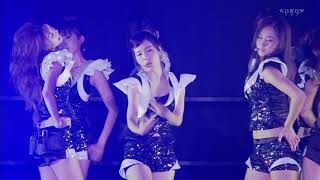 SNSD ( GIRLS' GENERATION ) - MR. TAXI & BAD GIRL  ( Live Performance )
