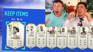 ICON IN EVERY PACK!!   FIFA 19 PACK OPENING