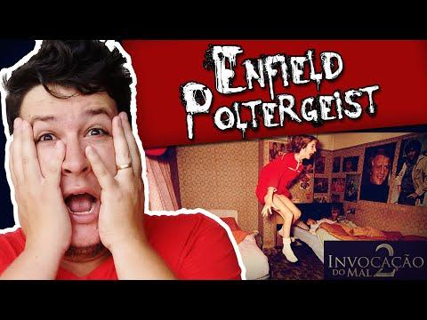 INVOCAÇÃO DO MAL 2: A HISTÓRIA REAL DO FILME - Enfield Poltergeist [EN-ES-PT]