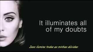 Adele  -  I Miss You  ( Lyrics + Traduçao )
