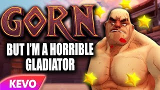 Gorn VR but I'm a horrible gladiator