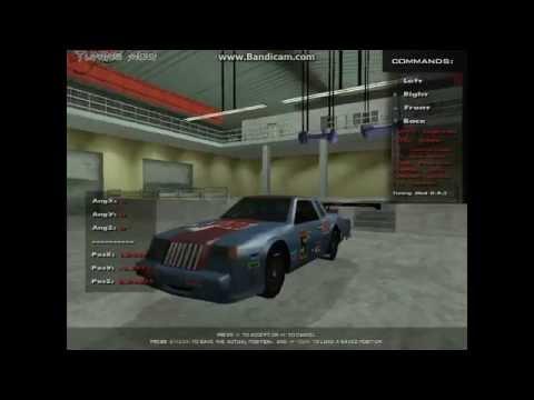 Как скачать  мод  Tuning Mod 0 9   для GTA San Andreas