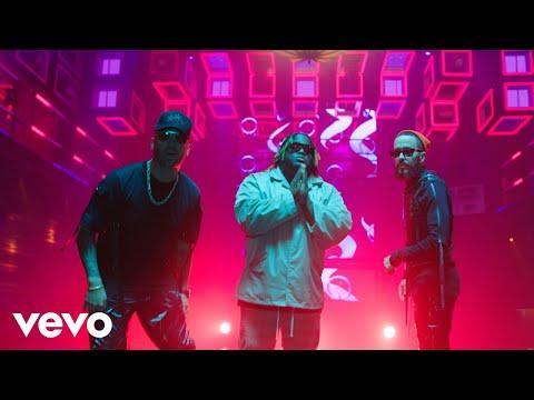 Wisin & Yandel - Ganas de ti (feat. Sech)