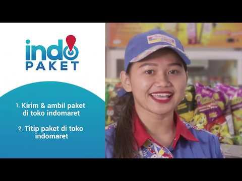 INDOPAKET - Layanan Kirim & Titip Paket di Toko Indomaret