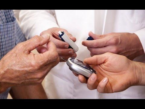 Padrões médicos especializados de cuidados para diabetes