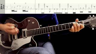 Guitar TAB : I Saw Her Standing There (Lead Guitar) - The Beatles