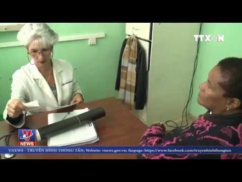 Ung Thư Vú - Chữa Trị Bằng Nọc Bọ Cạp Xanh Vidatox Cuba