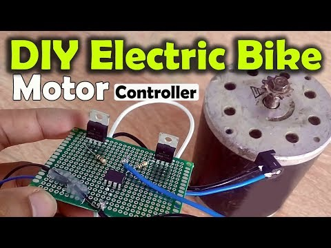 Download How To Make Electric Bike Speed Controller Connection Video