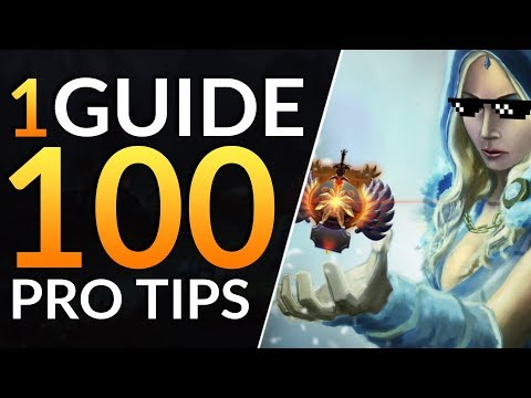 The ONLY Dota 2 Guide You'll EVER NEED: Pro Secrets REVEALED   Advanced Guide (Support)