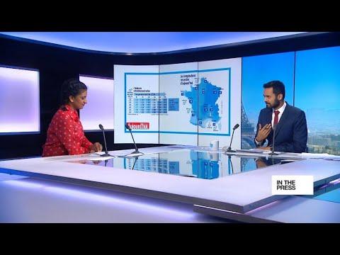 'Like Siberia': Cold snap hits France