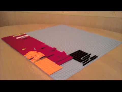 Vidéo LEGO Cars 8484 : Flash McQueen