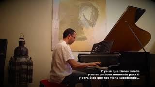 Julieta Venegas - Eres para mí - Piano cover con letra