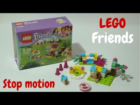 Vidéo LEGO Friends 41088 : Le dressage du chiot