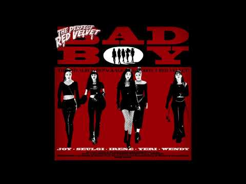 [Audio] Red Velvet - Bad Boy [English Version] KCON 2018
