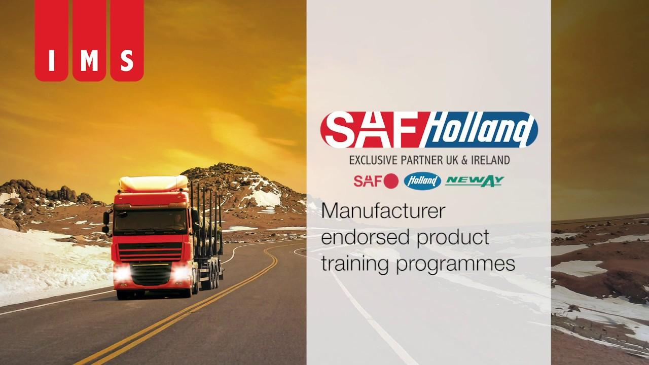 SAF-HOLLAND product training