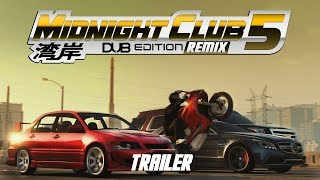 Picture of a game: Midnight Club