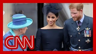 What the royal 'deal' will look like for Prince Harry and Meghan