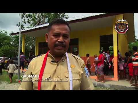 Program Polisi Pi Ajar di Sekolah Sudah Dilakukan di Beberapa Kabupaten di Papua