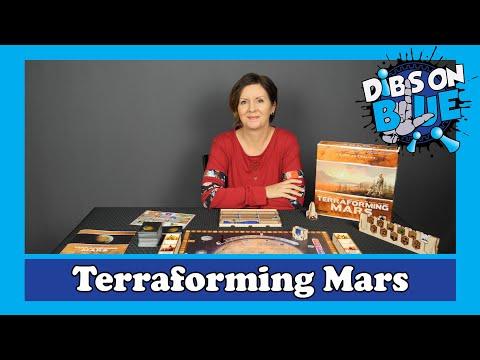 Terraforming Mars - Tutorial