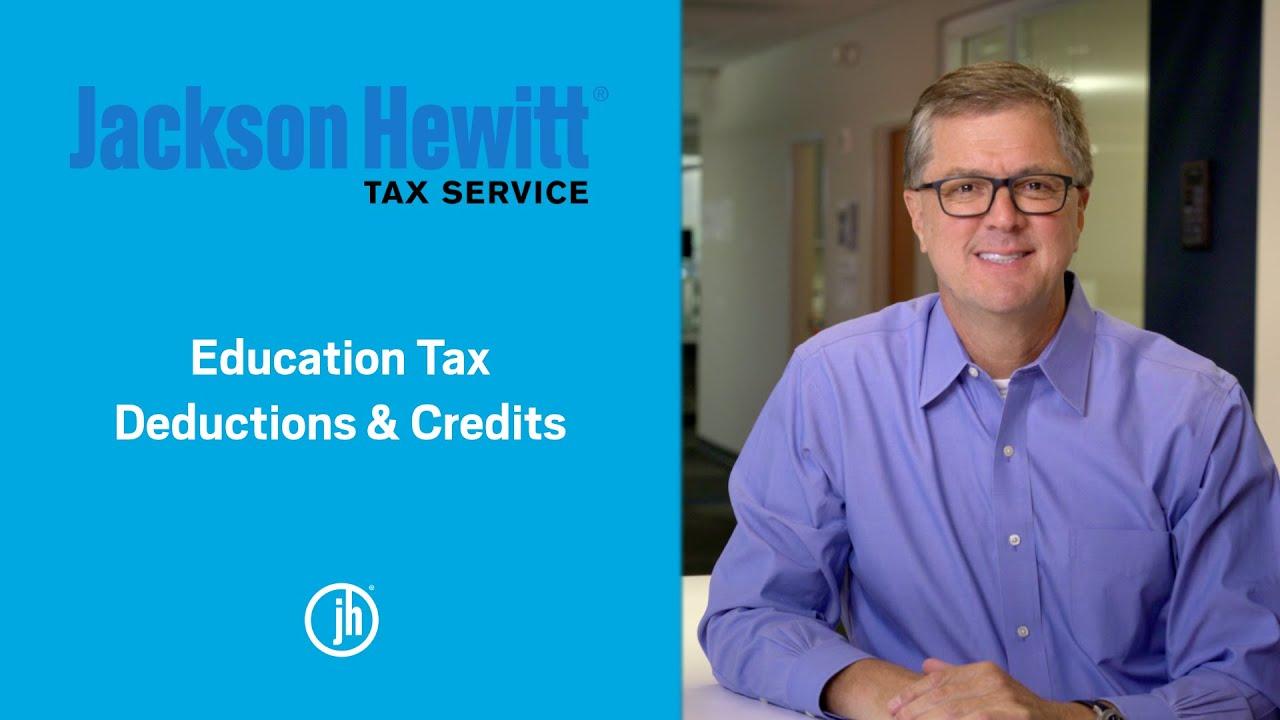 8 Key Education Tax Deductions & Credits  YouTube thumbnail