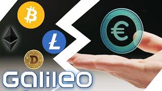 Wird Bitcoin die neue Weltwahrung sein