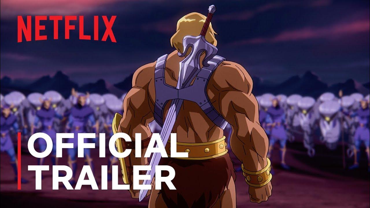 Los amos del universo: Revelación – Parte 1 | Tráiler Oficial – Netflix