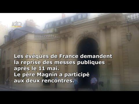 Déconfinement : la demande de l'Église catholique en France
