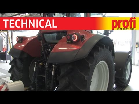 profi's unique tractor tests explained