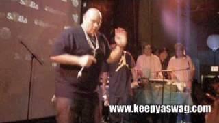 Fat Joe - Who Got Gunz / That White (Live) in NYC www.keepyaswag.com