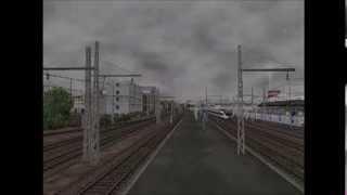 preview picture of video 'Spot en gare de Saint Pierre des Corps Virtuelle'