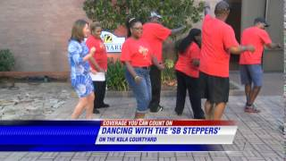 Dancing with the SB Steppers