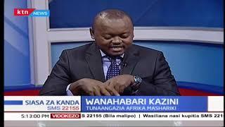 Wanahabari Afrika Mashariki (Sehemu Ya Kwanza)  SIASA ZA KANDA