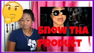 Snow Tha Product - Cookie Cutter Bitches | Reaction