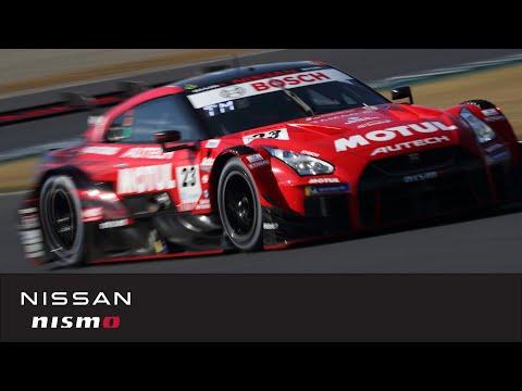 日産GT-R勢の予選の見所をまとめたハイライト動画 スーパーGT 第7戦もてぎサーキット