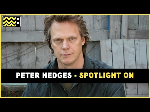 Peter Hedges Interview - AfterBuzz TV's Spotlight On