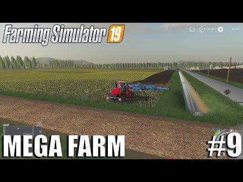 MEGA FARM Challenge | Timelapse #9 | Farming Simulator 19