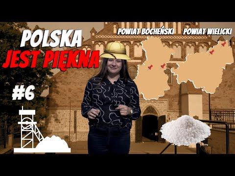 #PolskaJestPiękna |odc.6 Zamek, plaża i kopalnia soli