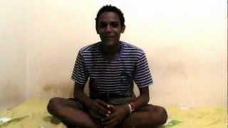 Marquinhos Silva Interpreta Paralelas De Zélia Duncan (videozinho Caseiro)