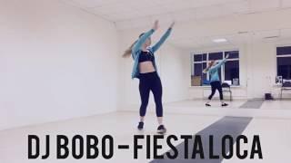 Dj Bobo -Fiesta loca (Dance Fitness)