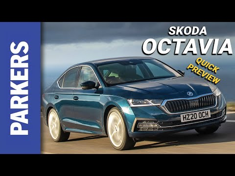 Skoda Octavia Hatchback Review Video