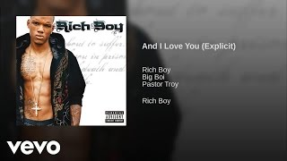 Rich Boy - And I Love You