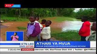 Athari ya Mvua:Athari zashuhudiwa maeneo mengi nchini