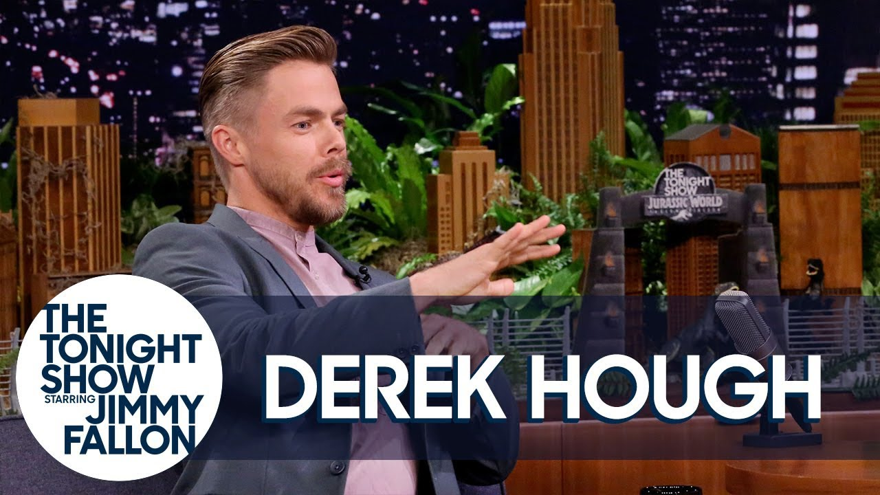 Derek Hough's Pop Band 2B1G with Sister Julianne Auditioned for Simon Cowell thumbnail