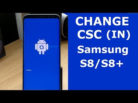 Download How To Change Csc Code Of Samsung S8 S8 To India