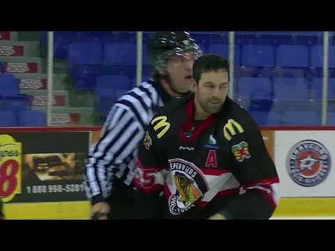 Maxime Charron vs Olivier Dallaire