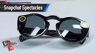 Snapchat Spectacles: Seltsame Kamera-Brille!