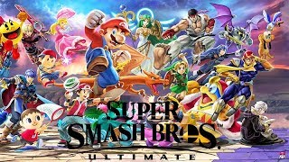 SUPER SMASH BROS Ultimate All Boss Fights 1080p 60FPS